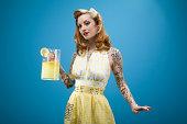 Pinup Lemonade Series