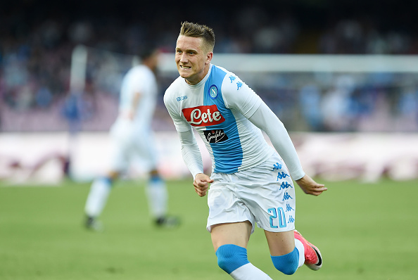 SSC Napoli v Cagliari Calcio - Serie A : News Photo