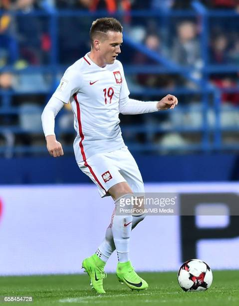 Piotr ZielinskiFootball 'FIFA 2018 World Cup Qualifying game between Montenegro and Poland'Piotr Zielinski'Credit Lukasz Laskowski / PressFocus