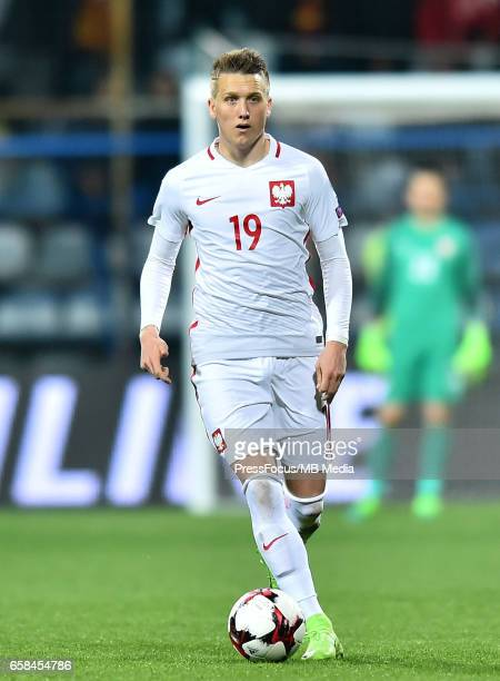 Piotr ZielinskiFootball 'FIFA 2018 World Cup Qualifying game between Montenegro and Poland'Piotr Zielinski'Credit Lukasz Laskowski / PressFocus
