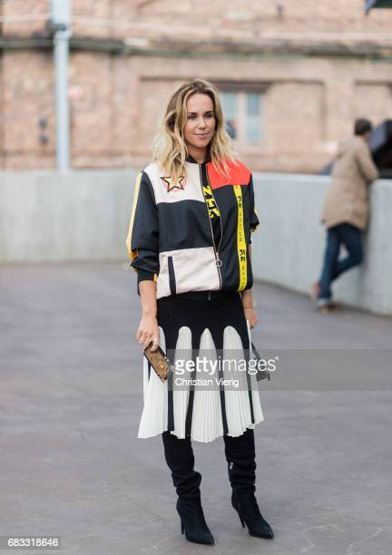 Pip Edwards at day 2 during MercedesBenz Fashion Week Resort 18 Collections at Carriageworks on May 15 2017 in Sydney Australia