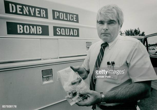 Pipe bomb found in Governor's Park off of 7th Ave just south of the Governor's ***** by a citizen brought to the police station at 1625 South...