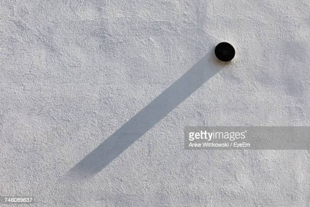 Pipe On White Wall