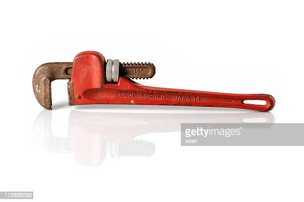 Pipe Wrench con riflessione