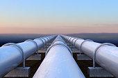 Three pipelines