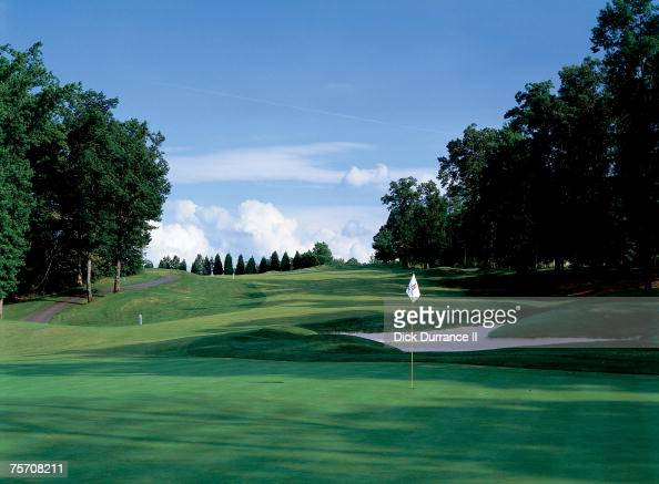 Tpc piper glen pictures getty images for Cabine sospese di rock state park nc
