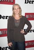 Piper Kerman attends 'Derek' New York Premiere at MOMA on September 5 2013 in New York City