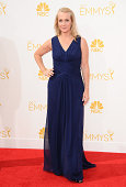 Piper Kerman attends the 66th annual Primetime Emmy Awards at Nokia Theatre LA Live on August 25 2014 in Los Angeles California