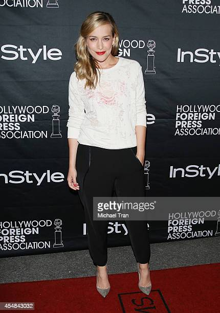 Piper Perabo arrives at the HFPA InStyle's 2014 TIFF Celebration held during the 2014 Toronto International Film Festival on September 6 2014 in...