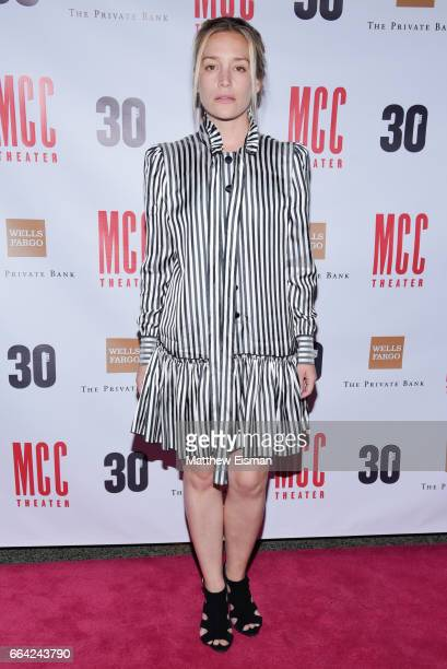 Piper Perabo attends Miscast 2017 at Hammerstein Ballroom on April 3 2017 in New York City