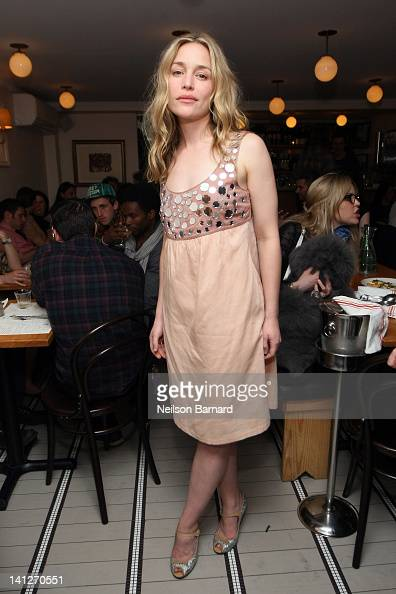 Piper Perabo attends Piper Perabo's Dinner at Jack's Wife Freda on March 13 2012 in New York City