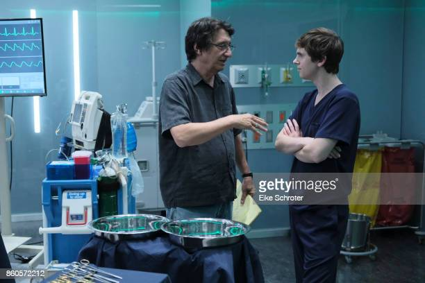 DOCTOR 'Pipes' Dr Neil Melendez and the team have to wade through legal waters when a husband and wife have to make a lifechanging decision about...