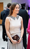 Pippa Middleton attends Disability Snowsport UK ParaSnowBall 2016 sponsored by Crystal Ski Holidays and Salomon at The Hurlingham Club on April 28...
