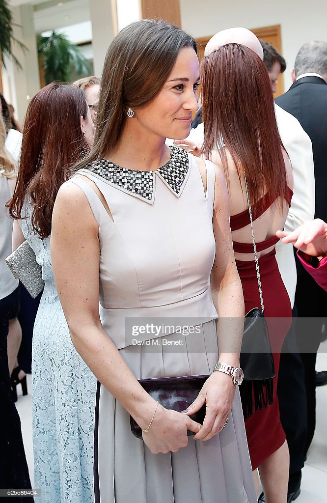 <a gi-track='captionPersonalityLinkClicked' href=/galleries/search?phrase=Pippa+Middleton&family=editorial&specificpeople=4289296 ng-click='$event.stopPropagation()'>Pippa Middleton</a> attends ParaSnowBall 2016 Disability Snowsport UK sponsored by Crystal Ski Holidays and Salomon, at The Hurlingham Club on April 28, 2016 in London, England.