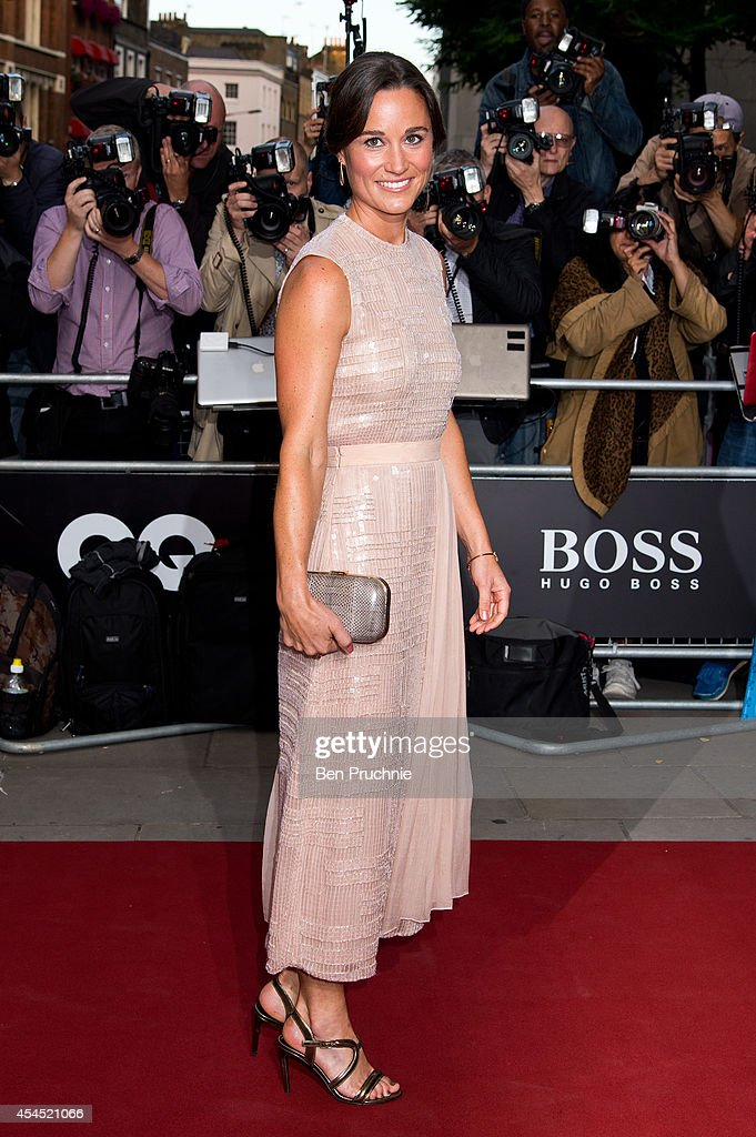 <a gi-track='captionPersonalityLinkClicked' href=/galleries/search?phrase=Pippa+Middleton&family=editorial&specificpeople=4289296 ng-click='$event.stopPropagation()'>Pippa Middleton</a> attends the GQ men of the year awards at The Royal Opera House on September 2, 2014 in London, England.