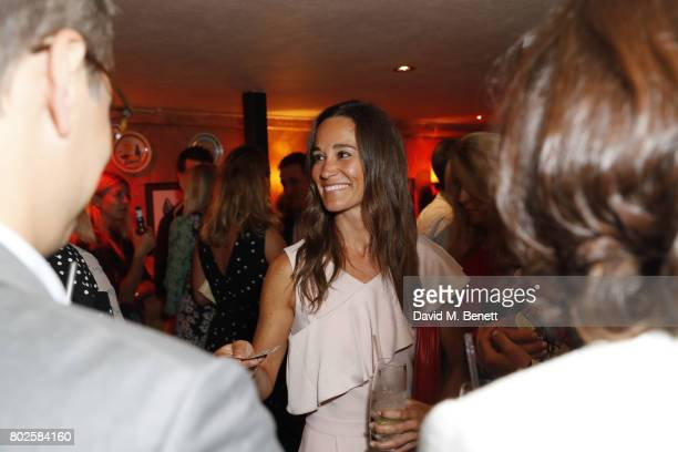 Pippa Middleton attends The Miles Frost Fund party at Bunga Bunga Covent Garden on June 27 2017 in London England