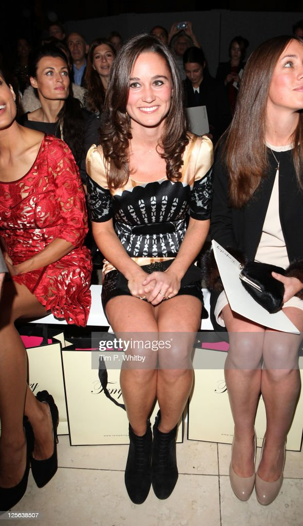 <a gi-track='captionPersonalityLinkClicked' href=/galleries/search?phrase=Pippa+Middleton&family=editorial&specificpeople=4289296 ng-click='$event.stopPropagation()'>Pippa Middleton</a> is seen at the front row during the Temperley runway show at London Fashion Week Spring/Summer 2012 at the British Museum on September 19, 2011 in London, England.