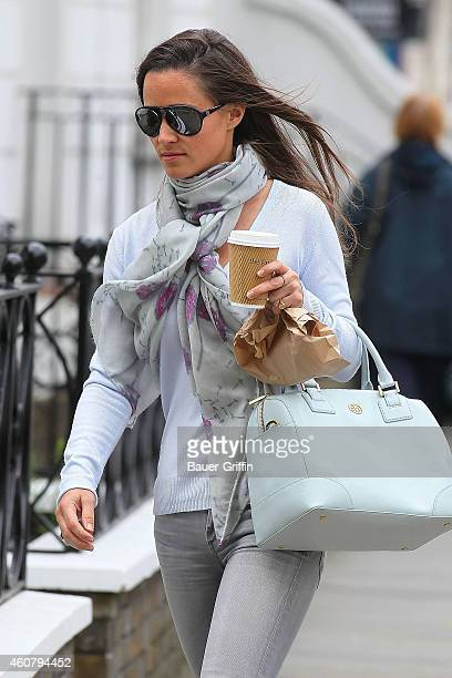 Pippa Middleton is seen on July 10 2012 in London United Kingdom