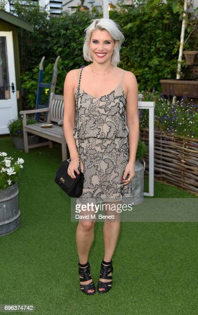 Pips Taylor attends Microsoft's Surface Garden Sessions at The Gardening Society on June 15 2017 in London England
