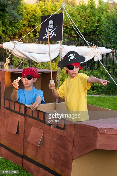 Pirata i bambini
