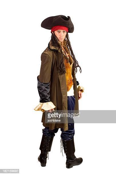 Mirada de pirata