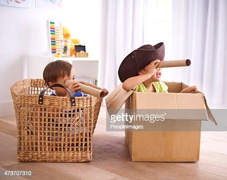 Pirates at play