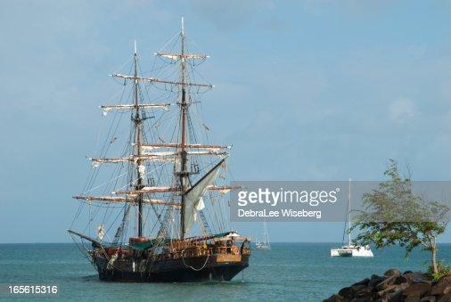 Pirates In St. Lucia