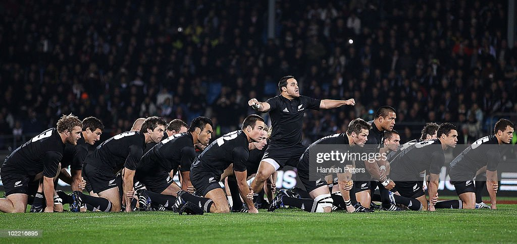 New Zealand All Blacks - 2010/2011