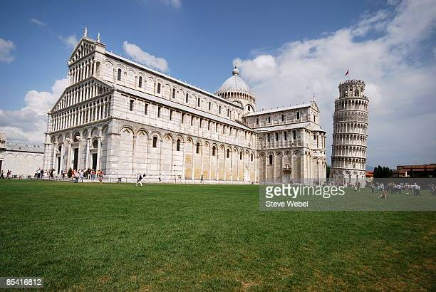 Pisa Bell Tower & Cathedral