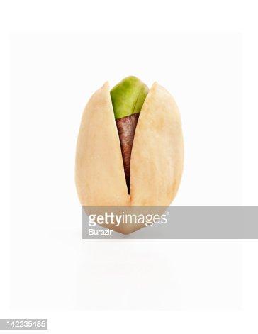 Pistachio nut in shell
