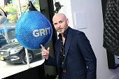 Pitbull Visits GRIT BXNG