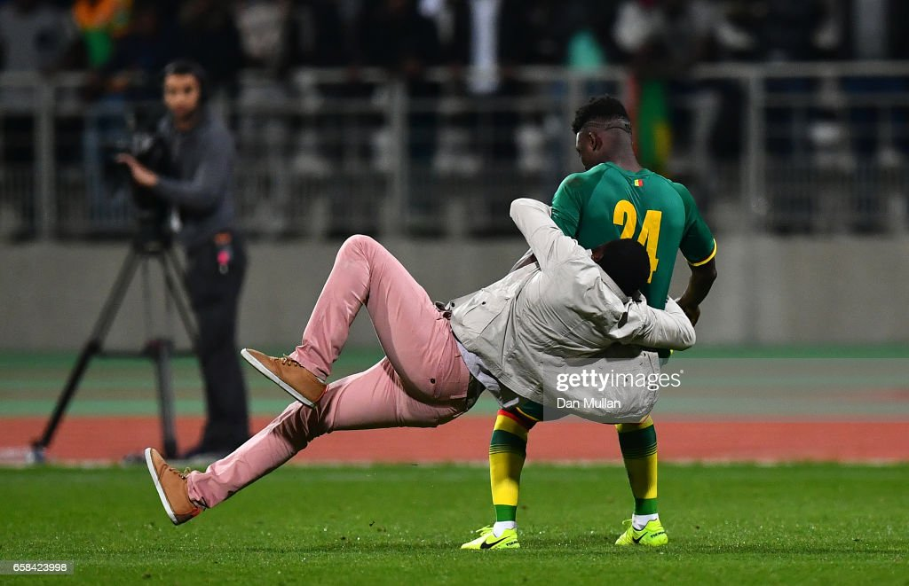 Ivory Coast v Senegal Friendly Abandoned