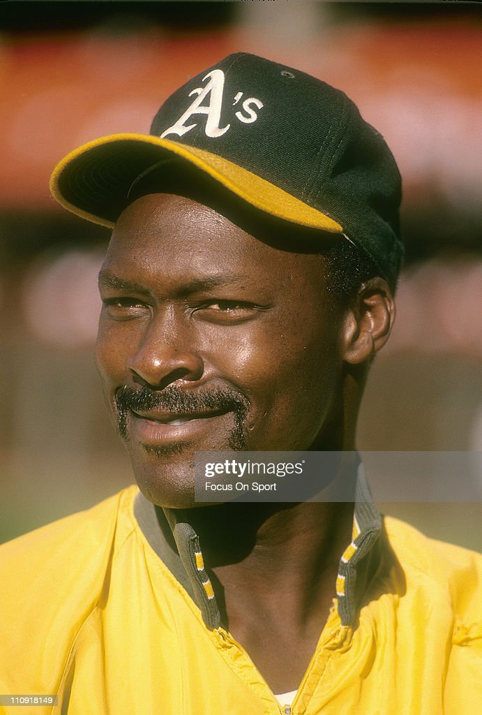 Pitcher Dave Stewart of the Oakland Athletics looks on smiling before the start of game four against the San Francisco Giants in the 1989 World...