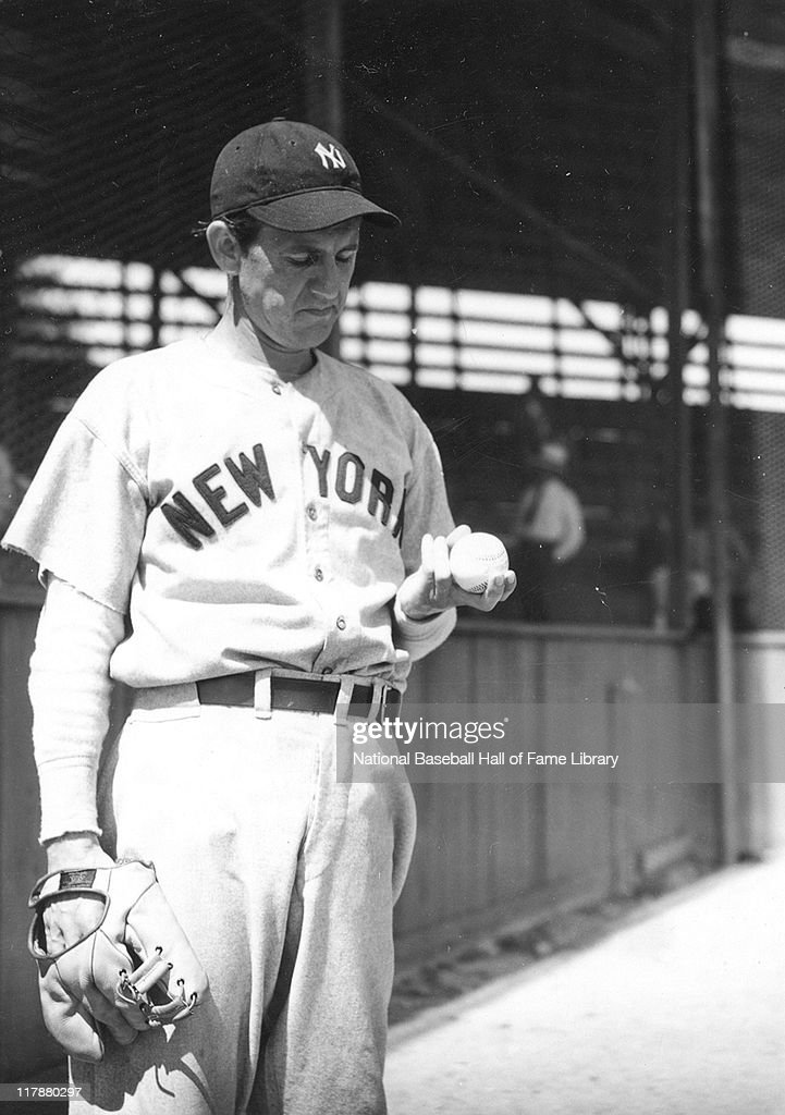 Image result for Lefty Gomez 1937  World Series photos