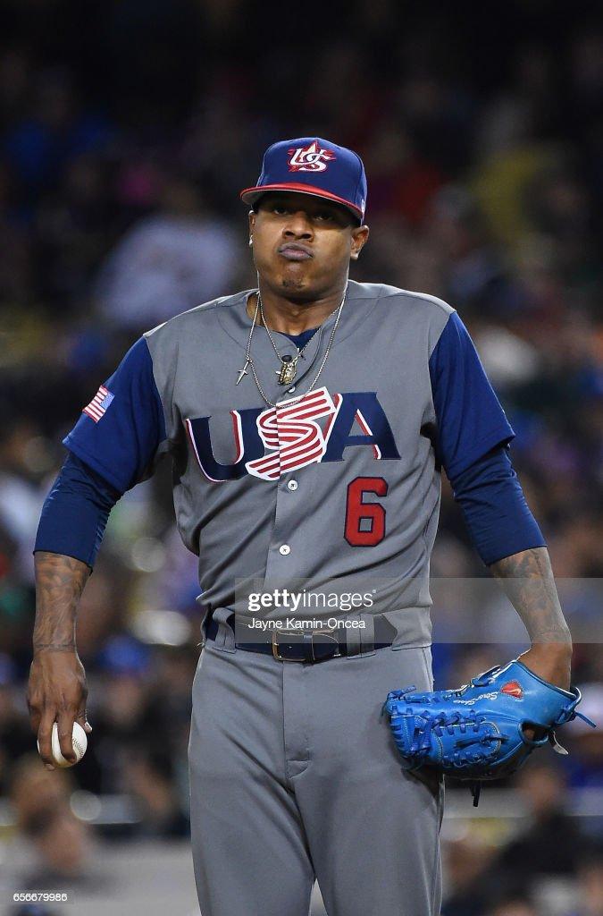 World Baseball Classic - Championship Round - Game 3 - United States v Puerto Rico