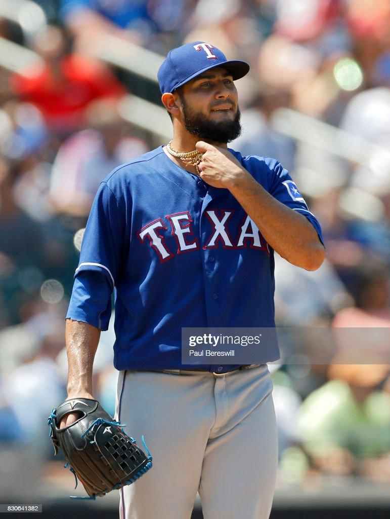 Texas Rangers v New York Mets