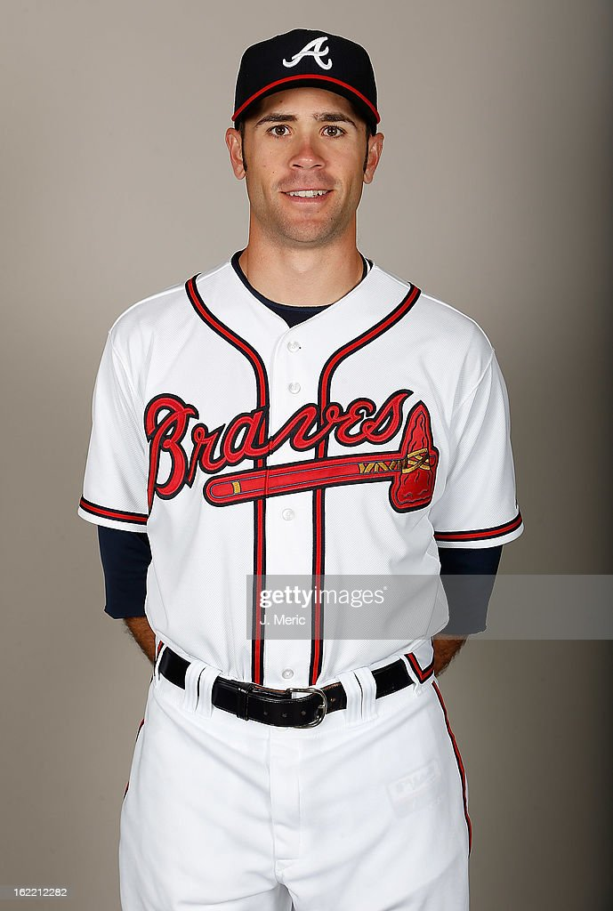 Pitcher Sean Gilmartin #71 of the Atlanta Braves poses for a photo during photo day at Champion Stadium at the ESPN Wide World of Sports Complex at Walt Disney World on February 20, 2013 in Lake Buena Vista, Florida.