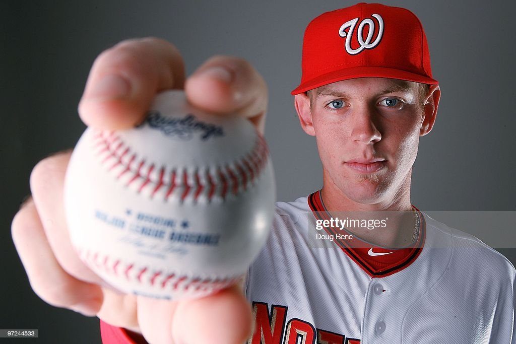 Washington Nationals Photo Day