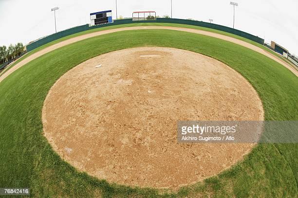 Pitching mound