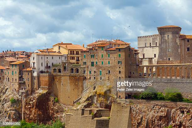 Pitigliano is a town in the province of Grosseto in Italy.