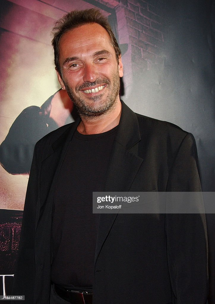 <a gi-track='captionPersonalityLinkClicked' href=/galleries/search?phrase=Pitof&family=editorial&specificpeople=220797 ng-click='$event.stopPropagation()'>Pitof</a>, director during 'Catwoman' Los Angeles Premiere - Arrivals at ArcLight Cinerama Dome in Hollywood, California, United States.