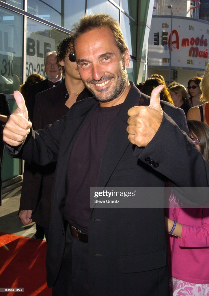 <a gi-track='captionPersonalityLinkClicked' href=/galleries/search?phrase=Pitof&family=editorial&specificpeople=220797 ng-click='$event.stopPropagation()'>Pitof</a>, director during 'Catwoman' World Premiere - Arrivals at Cinerama Dome in Hollywood, California, United States.