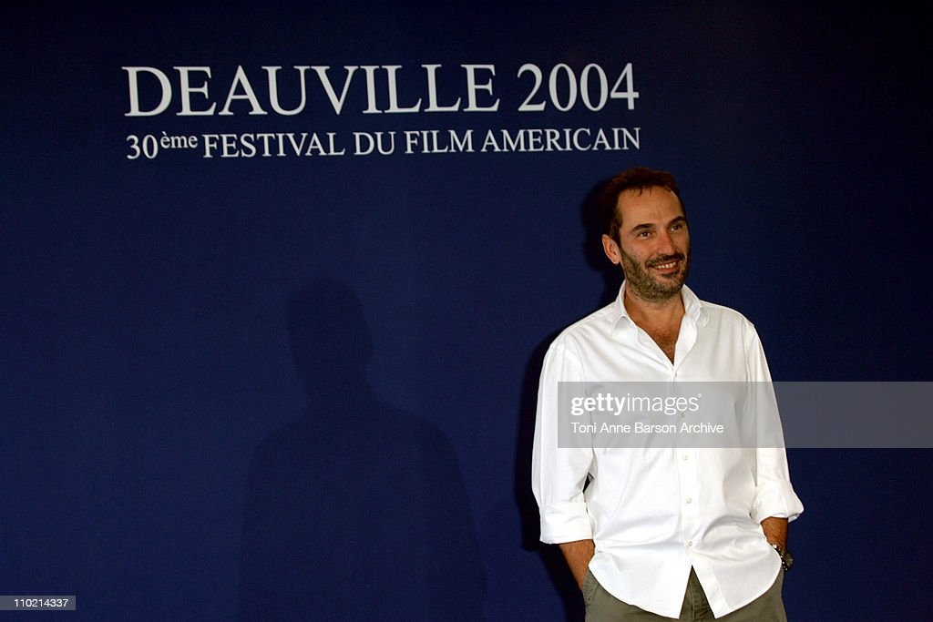 <a gi-track='captionPersonalityLinkClicked' href=/galleries/search?phrase=Pitof&family=editorial&specificpeople=220797 ng-click='$event.stopPropagation()'>Pitof</a> during 30th Deauville American Film Festival - 'Catwoman' Photocall at CID in Deauville, France.