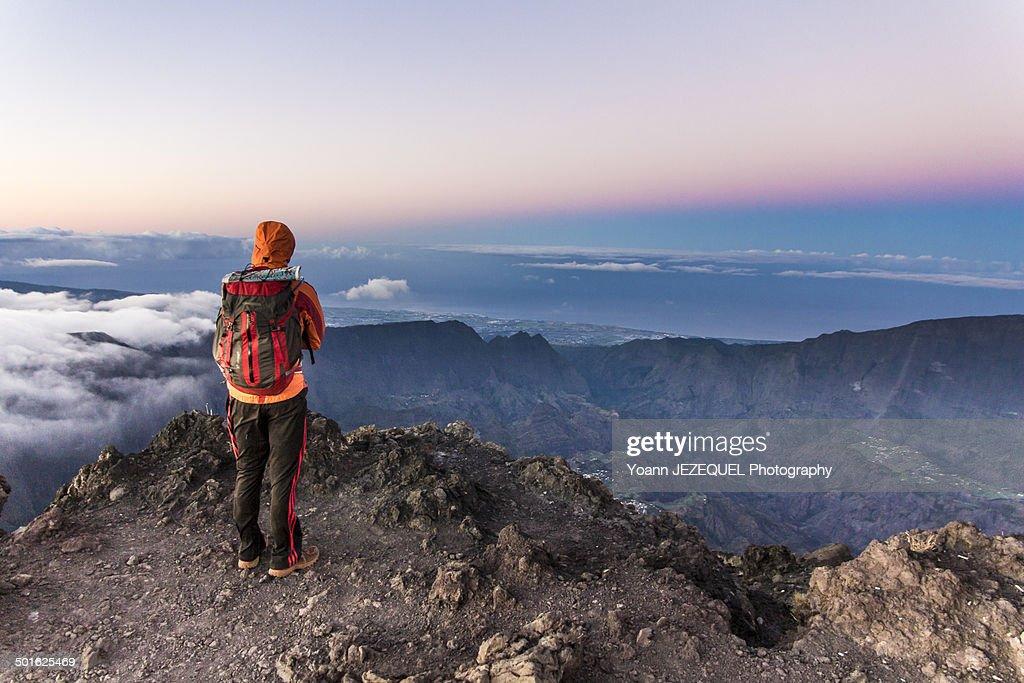 Piton des neiges hike - Ile de la Reunion