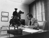 FEB 8 1975 FEB 12 1975 JAN 29 1976 E Pitt Smith Deputy Regional Director Of The FDA And A Western Art Buff Works At His Desk There are many...