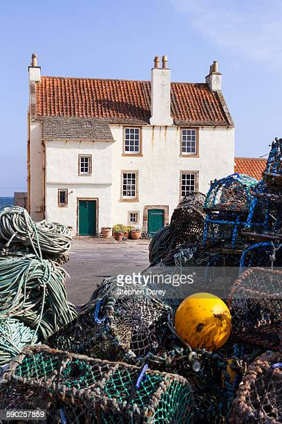 Pittenweem in the East Neuk of Fife, Scotland