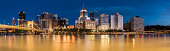 Pittsburgh Blue Hour Panorama