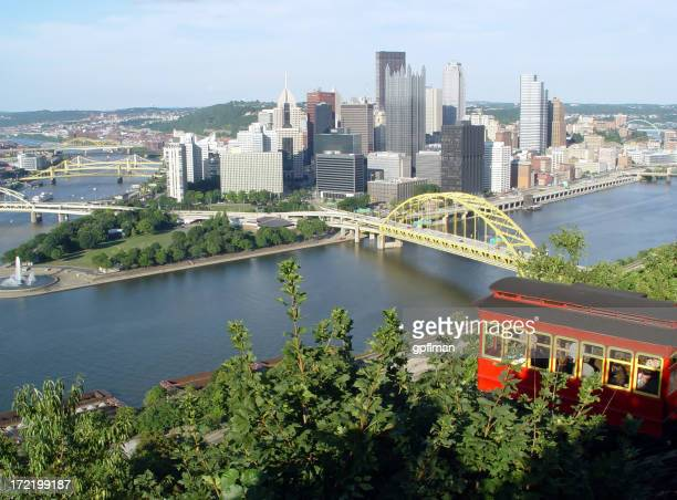 Pittsburgh from Duquesne Incline