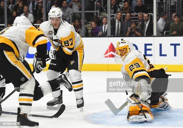NHL: NOV 03 Penguins at Kings Pictures | Getty Images