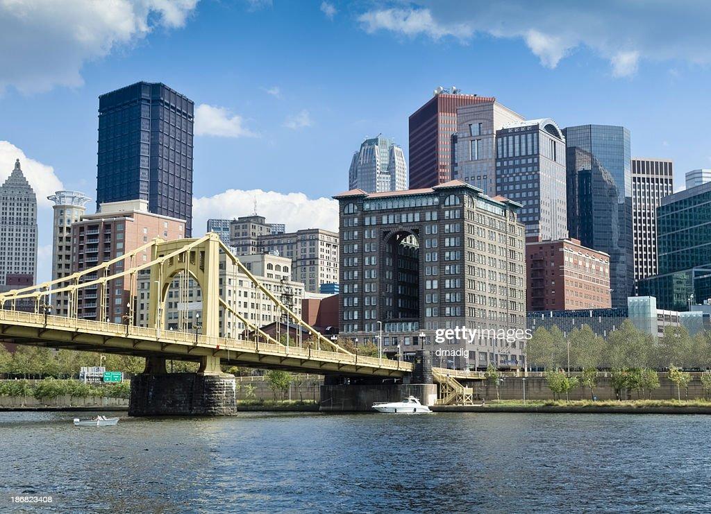 Pittsburgh Pennsylvania Cityscape